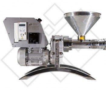 آلة ضغط الزيت البارد